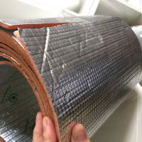 苏州生产EPE覆膜镀铝膜保温棉、保温袋、缓冲定位包装卷材
