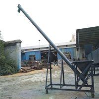 斜管式送料绞龙 有轴螺旋式散沙提升机