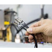 2468线自动裁线铆压上锡一体机线材自动化解决方案 - 优机智能
