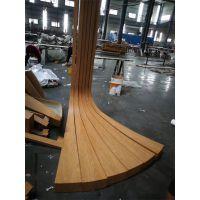 重庆仿木纹铝板木纹转印铝板设计 生产 安装一体化厂家