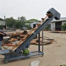 瓦斗式垂直上料机 带检修平台斗式提升机