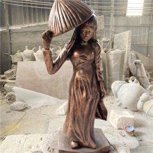 佛山仿铜人物雕塑制作的重要说明