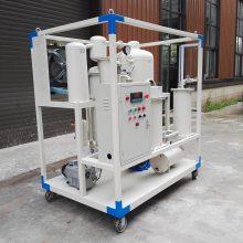 通瑞ZJD-20防爆润滑油专用滤油机真空脱水生产厂家免运费免费安装调试