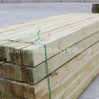 广东防腐木木方价格  园林景观专用铁杉防腐木 价格优惠
