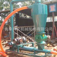 密闭式管道滑石粉自动装卸吸送机 无扬尘气力输送机风力吸粮机