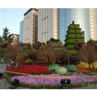 厂家直销仿真绿雕心形绿色环保广场公园景观园林创意摆件饰