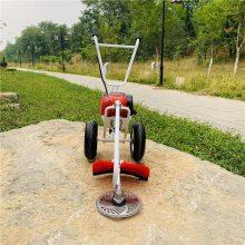 志成新款推车式除草机轻便型农田菜园割草机手推草坪修剪打草机