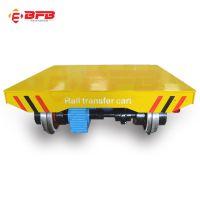 拖链式平车自动定位电动平车 电动旋转平台知名度高