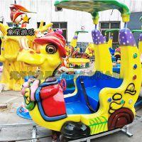 16人欢乐锤游乐场儿童小型游乐设备陕西童星厂家供应