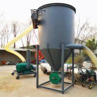 水泥粉气力输送机 罐车装粉煤灰气力输送机 风吸式粉料输送机
