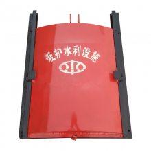 渠道闸门质量 0.2-3米渠道铸铁闸门价格 欢迎来电咨询质优价廉