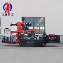 小型打井机100米 华夏巨匠JZF-D履带式反循环打桩机