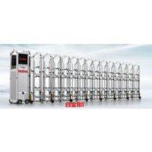 红门铝合金铸造自动整套门安全性能高且用途广泛
