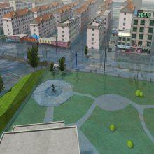 三维可视化-木棉树3D软件开发-三维可视化管理效果图