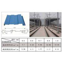 连云港市彩钢板厂家S-373型屋面彩钢瓦
