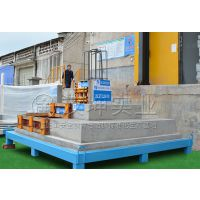 建筑施工质量样板展示区-独立柱样板 工地上的样品展示区 厂家直销 湖南汉坤
