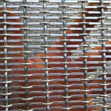 隔断金属帘 隔断金属网帘订购 金属围帘防护网 外墙装饰网