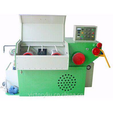 供应常规水箱式锡线拉丝机拉拔机,锌线银线拉丝机