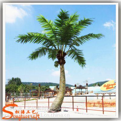 仿真椰子树厂家直销 人造椰子树 室外装饰椰子树 仿真植物