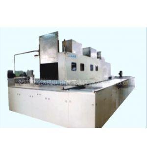 供应供应全自动通过式自动喯淋超声波清洗机精密五金零件清洗机清洗烘干设备