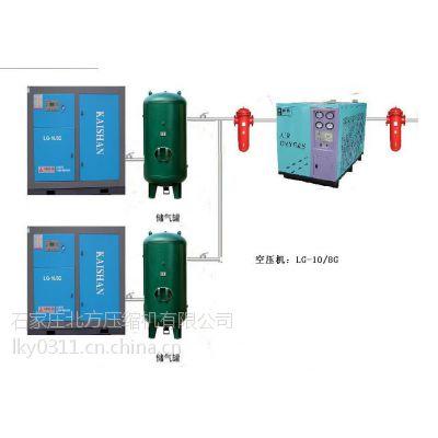 供应 固定式开山永磁变频22KW螺杆空压机3.6立方