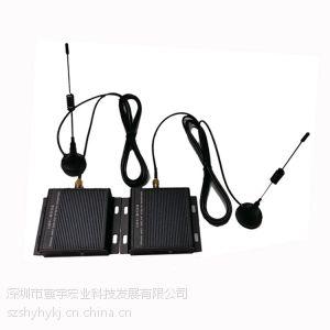 供应大功率无线485云台控制器 数据通讯模块 远程云台监控传输器