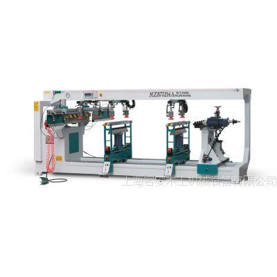 木工机械排钻、木工四排钻、4排钻现货供应、木工机械四排钻图