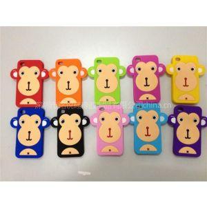 供应iPhone 4 硅胶保护套