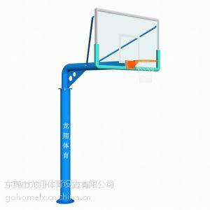供应圆管可拆式篮球架LX-007