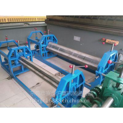 成都3X1300小型卷板机价格 四川机械卷板机生产厂家