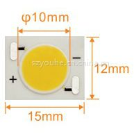 夏普cob灯珠 GW6BMW40HED 11瓦级大功率LED灯珠 正品光原代理