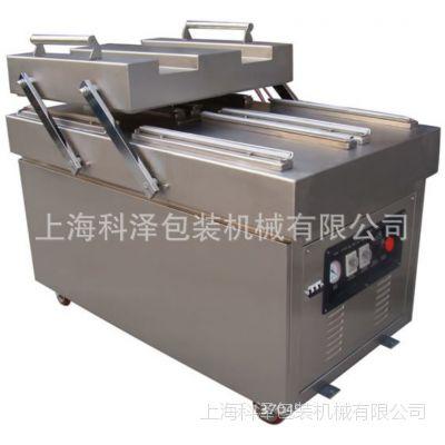 供应专业推荐DZQ-600平板真空机/双室真空包装机