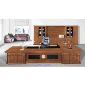 供应烤漆实木总裁台定做 实木会议桌烤漆 办公桌椅定做