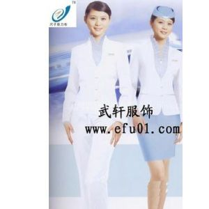 定做航空空姐服—冬季空姐服套装—空姐服厂家直销