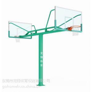 供应东莞市海燕式固定篮球架LX-012
