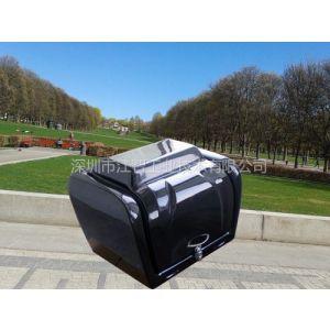 供应江智JZ58BOX外送箱外卖箱保温箱便捷箱配送箱电动车后备箱尾箱