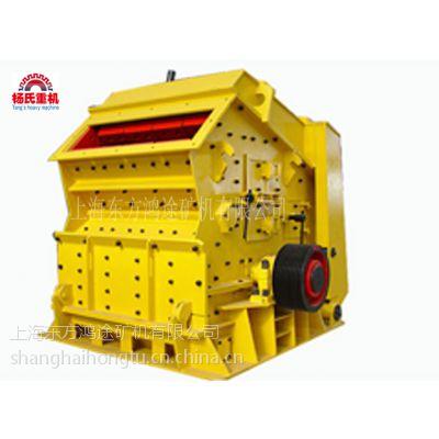 上海鸿途矿机成为青海制砂生产线的破碎设备厂家