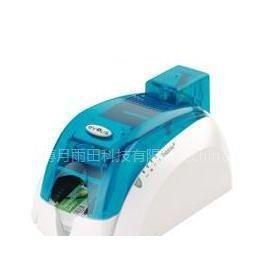 供应Evolis Pebble4 胸卡工作证打印机,考勤卡打印机 公交卡打印机,IC卡人像卡制卡机