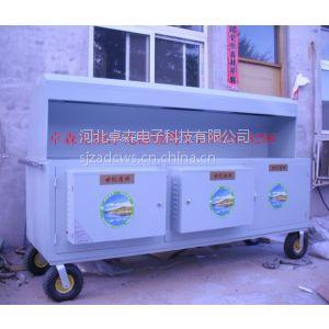 供应山东青岛济南潍坊泰安市专业生产无烟烧烤车
