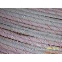 供应玻璃纤维套管 玻璃纤维定纹管 黄腊管 厂家直销