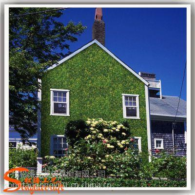 广州厂家仿真草墙 家居装饰仿真绿化墙 仿真植物墙