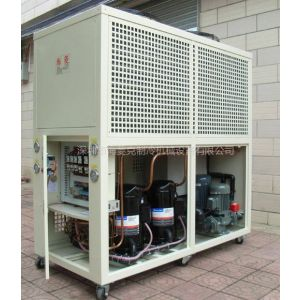 供应深圳风冷式冷水机,海菱HL-20A风冷式冰水机