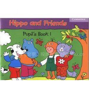供应原版进口 剑桥Hippo and Friends2-6岁幼儿英语教材Level 1