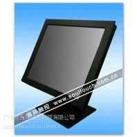 供应广州首环触控触摸屏电脑显示器一体机生产厂家 触摸屏