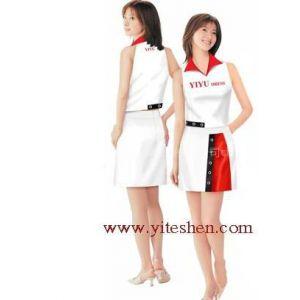 供应产品促销服,制服,工作服
