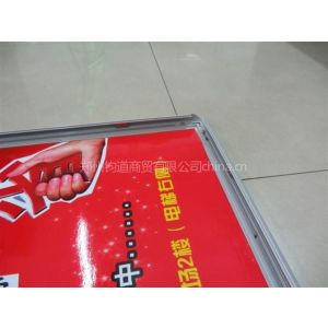 电梯框架广告框