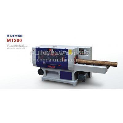 供应亨达方便型圆木多片锯MJT200