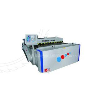 供应亨达木工多片锯自动背槽机MJS2000-L