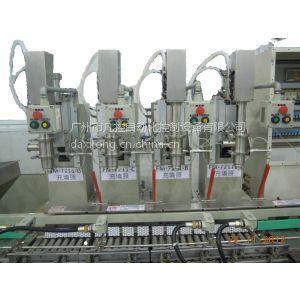 供应液体定量充填包装生产线