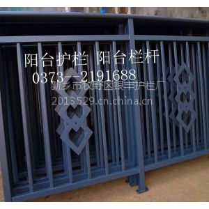 供应锌钢护栏 别墅阳台护栏 锌钢欧式围栏 锌钢铁艺栏杆 锌钢型材
